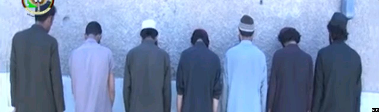 در پکتیا؛ بازداشت ۷ عضو شبکه حقانی از سوی ریاست امنیت ملی افغانستان