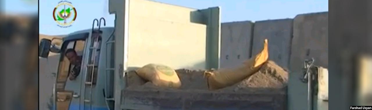 موتر مملو از مواد انفجاری در کابل متوقف شد
