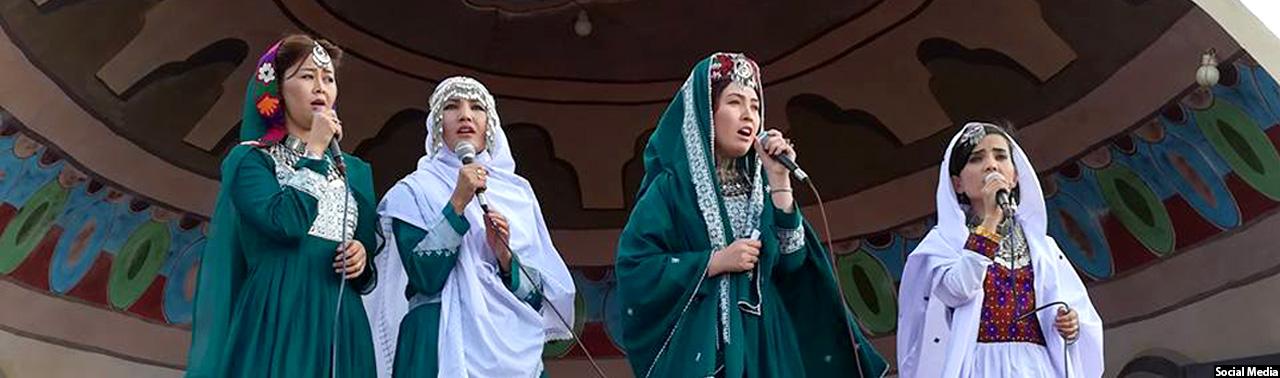 پایان جشنواره دمبوره؛ بامیان بار دیگر کولاک کرد