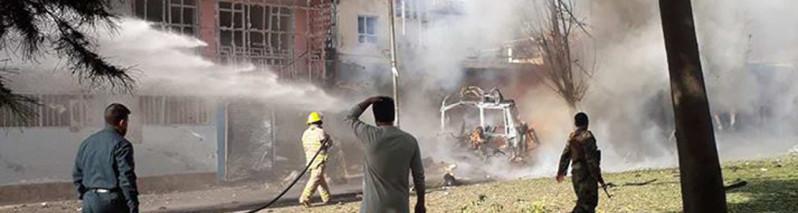 باز هم دوم اسد؛ ۶۰ کشته و زخمی در انفجاری سنگین در غرب شهر کابل