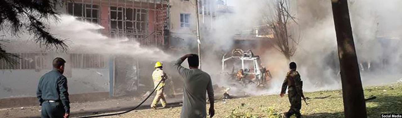 در ارگ ریاست جمهوری؛ از قربانیان انفجار خونین دوم اسد ۱۳۹۶ تجلیل شد