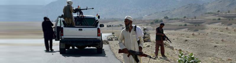 در شمال افغانستان؛ کشته شدن ۱۳ نیروی خیزش مردمی در حمله طالبان