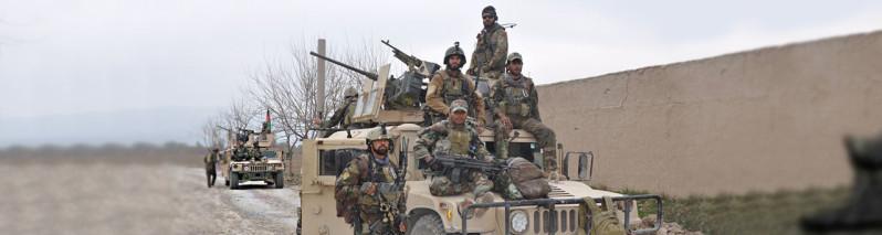 وزارت دفاع افغانستان: ارتش ۵۰ هراسافگن را در ۲۴ ساعت کشته است