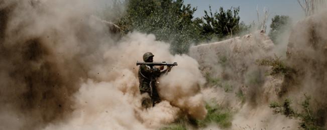 ۸ ماه بعد؛ شهرستان ناوه هلمند به کنترول حکومت افغانستان در آمد
