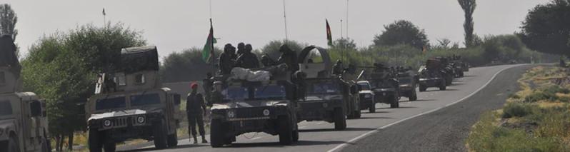 در بغلان مرکزی؛ پاکسازی روستاها و تلفات سنگین گروه طالبان