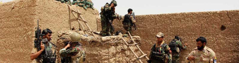 در۲۴ ساعت؛ کشته و زخمی شدن ۲۷ شورشی در ولایتهای مختلف