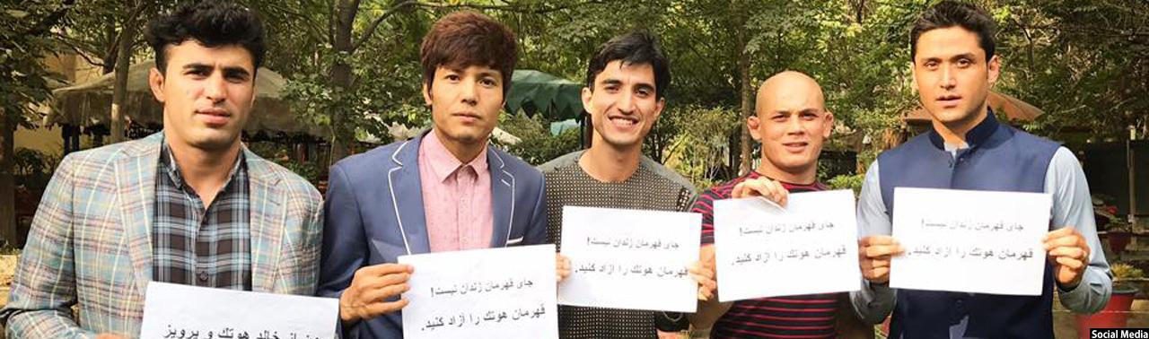 قهرمان زندانی؛ خالد هوتک آزاد میشود