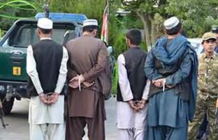 در غزنی؛ عاملان ربودن ۲۵ کودک بازداشت شدند