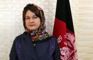 اقدام تازه؛ دومین ولسوال زن در افغانستان تعیین شد