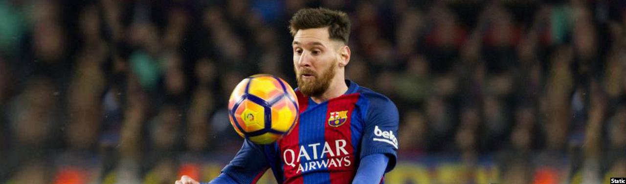 داستان مسی؛ فوق ستاره آرژانتینی در ۴ سال ۵۴ میلیون پوند درآمد خواهد داشت