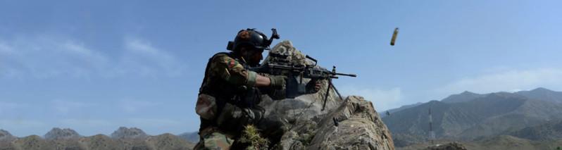 در عملیاتهای وزارت دفاع؛ نابودی ۴۴ تروریست در سراسر افغانستان