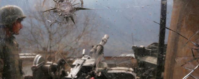 در هلمند؛ کشته شدن ۱۶ نظامی افغان در حمله اشتباهی هوا نیروی آمریکایی