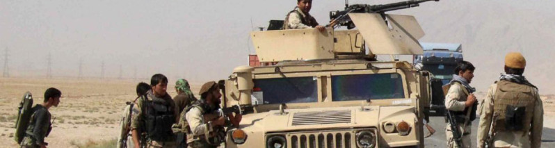 عملیاتهای گسترده؛ نابودی ۵۶ شورشی در ۱۲ ولایت افغانستان