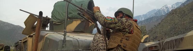 در ۲۴ ساعت؛ کشته و زخمی شدن ۱۵۰ شورشی در ولایتهای مختلف افغانستان
