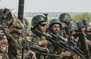 جنگ گسترده؛ نابودی ۱۰۰ شورشی در ۱۷ ولایت افغانستان