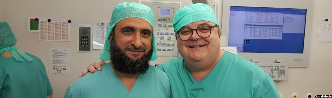 دکتر قاسم؛ از درخشندگی پزشکی در کابل تا چهارمین نام بزرگ جراحی سوختگی جهان در برمینگام