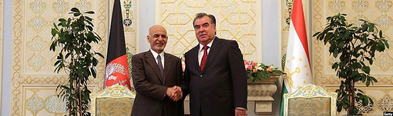 اشرف غنی در تاجکستان؛ برگزاری نشست یک روزه کاسا ۱۰۰۰