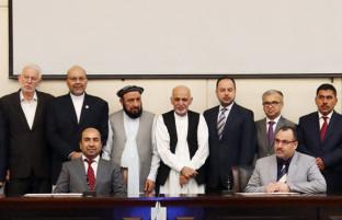 تمرکز بر آب بهداشتی؛ بزرگترین پروژه آبرسانی در افغانستان کلید خورد