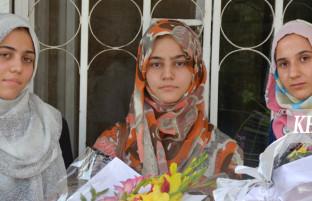 دختران افتخار آفرین؛ ۳ دختر نمونه افغان در میان ۱۰ برترینهای کانکور افغانستان