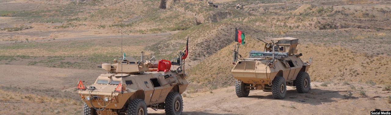 در فاریاب؛ گروه طالبان ۱۳ پاسگاه را آتش زدند
