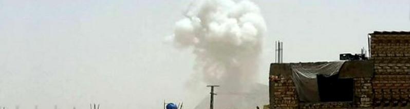 در قندهار؛ حمله انتحاری به کاروان موترهای نظامیان خارجی