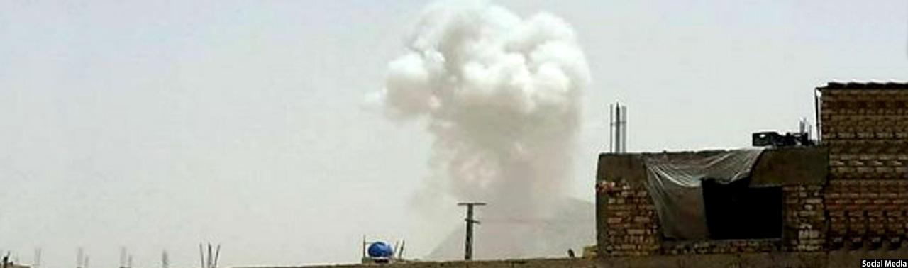 در قندهار؛ ۱۶ کشته و زخمی در حملهی انتحاری در شهرستان معروف