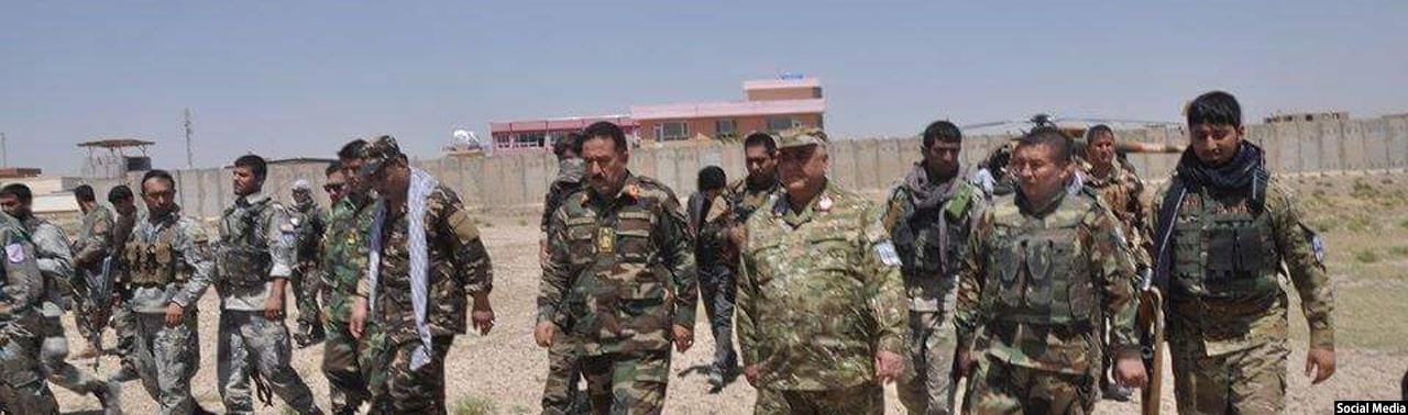 در میرزا اولنگ؛ مقامات امنیتی از تسلط دوباره حکومت بر این منطقه خبر میدهند