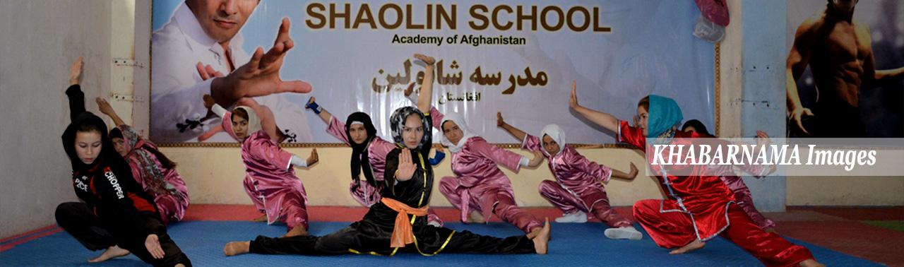 اولین مدرسه ووشو در افغانستان؛ حسین صادقی، سفر به هالیوود و پرورش نسل سالم