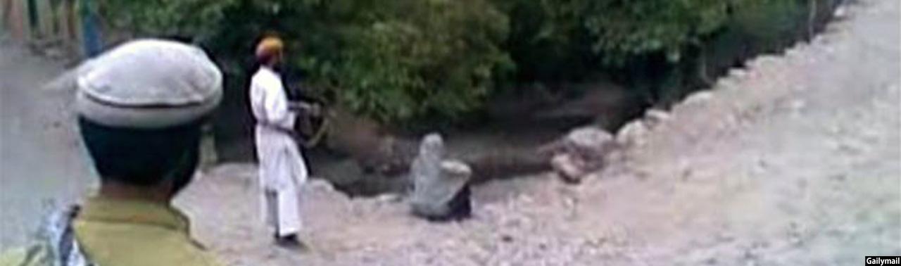 در سرپل؛ تیرباران یک زن توسط طالبان در یک محکمه صحرایی