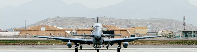 در ننگرهار؛ نابودی ۱۴ جنگجوی داعش در حمله هوایی نیروهای امنیتی افغانستان