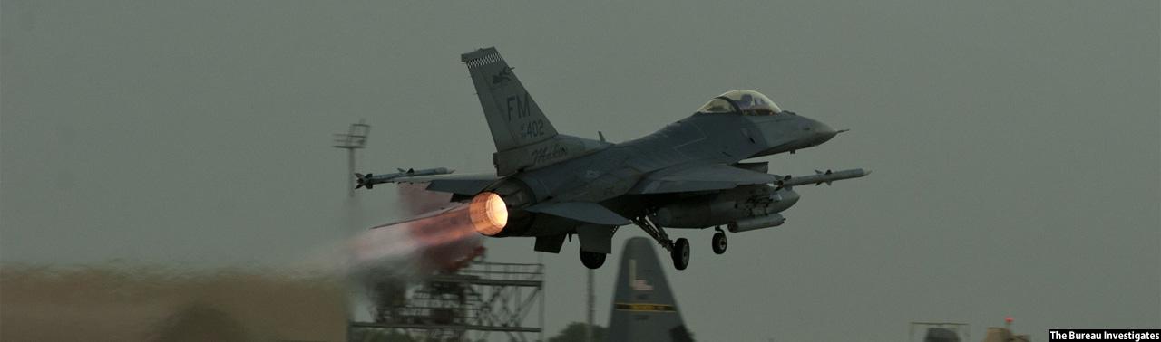 در پایگاه نظامی بگرام؛ آمادگیها برای شدت بخشیدن به حملات هوایی در افغانستان