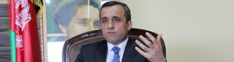استراتژی امنیتی افغانستان؛ ۹ نکتهای خواندنی از گفتوگوی امرالله صالح با طلوع نیوز