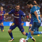 سوپر کاپ اسپانیا؛ رئال با شکست بارسلونا، جام قهرمانی را بالای سر برد