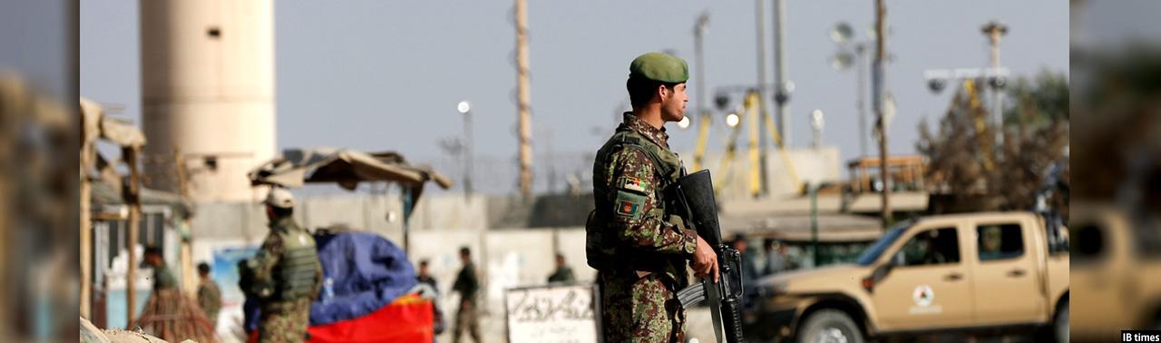 در پروان؛ ۳ تن از کارمندانِ پایگاه نظامی بگرام کشته شدند