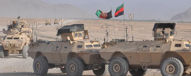 در قندوز؛ حمله انتحاری بر کاروان نیروهای امنیتی افغانستان