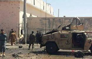 در هلمند؛ حمله انتحاری بر نیروهای ارتش افغانستان