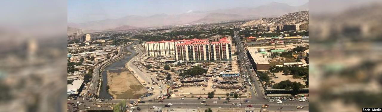 از ارگ ریاست جمهوری تا دانشگاه کابل؛ منظرههای پایتخت از نگاه تیم همراه رییس جمهور