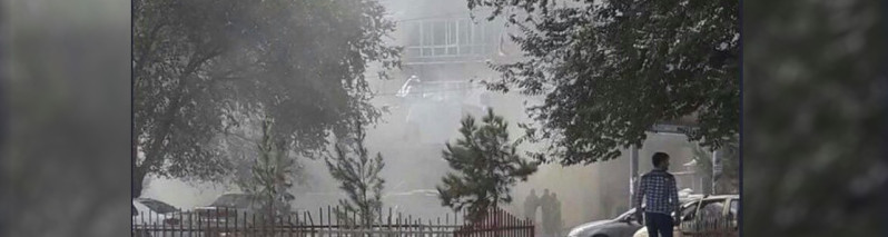 ۵ کشته و ۸ زخمی؛ حمله طالبان بر نمایندگی کابل بانک در آستانه عید قربان