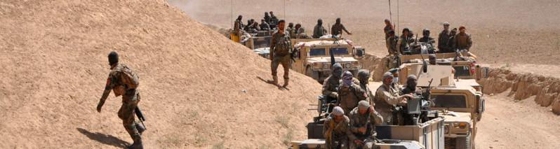 در ۲۴ ساعت؛ کشته شدن ۱۶ شورشی طالبان در ولایتهای مختلف افغانستان