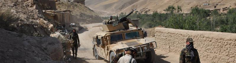 در سراسر افغانستان؛ نابودی ۵۷ شورشی در علمیات نیروهای نظامی افغانستان
