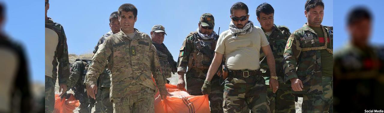 دفتر سازمان ملل در کابل؛ کشته شدن ۳۶ تن در حمله طالبان و داعش به میرزا اولنگ