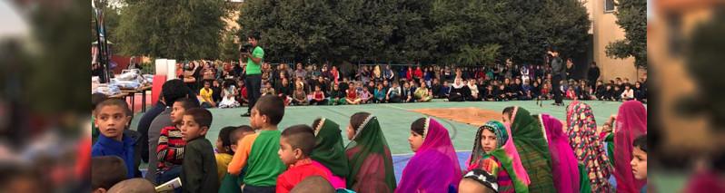 بخوانید تا رهبری کنید؛ نهادی برای کودکان خیابانی در افغانستان