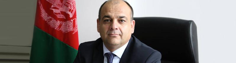 ویس احمد برمک؛ از بروکراسی نهادهای سازمان ملل تا امید اشرف غنی برای اجرای اصلاحات در وزارت داخله افغانستان