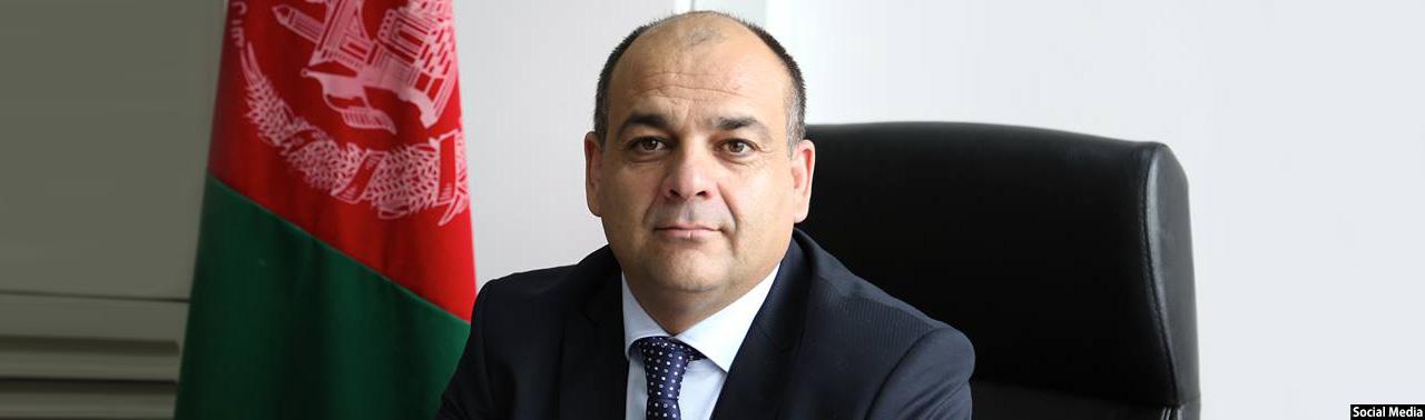 تغییرات تازه؛ معرفی ویس احمد برمک به عنوان نامزد وزیر وزارت داخله افغانستان