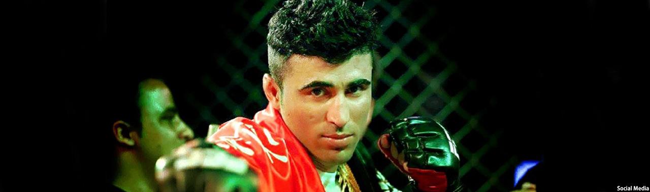 پس از ۹ سال؛ شکست احمد ولی هوتک در مقابل حریف روسی در رقابتهای مبارزه آزاد