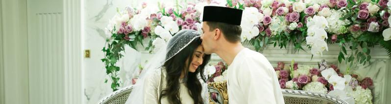 در خانواده سلطنتی مالیزی؛ ازدواج شاهزاده میومون اسکندریا با مدل تازه مسلمان هلندی