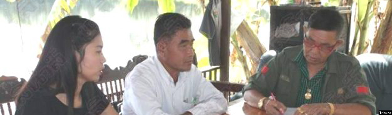 در تایلند؛ مردی که ۱۲۰ زن دارد