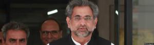 شاهد خاقان عباسی، نخست وزیر پاکستان