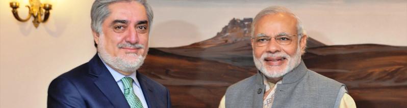فارغ از دغدغههای اسلامآباد؛ عبدالله و دیدار کمسابقه بازرگانی از دهلی نو
