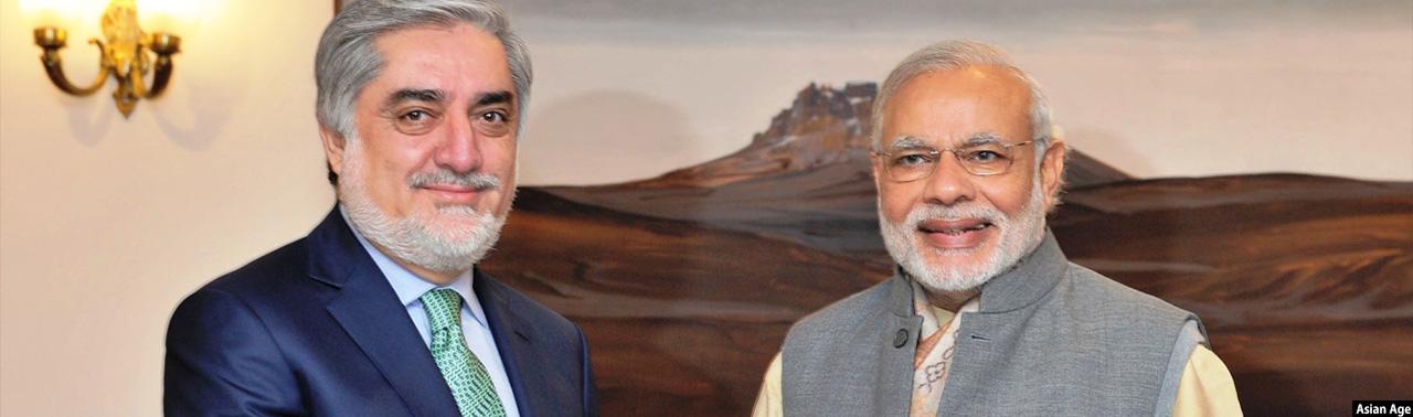 در هند؛ رابطه نزدیک افغانستان و هند تهدیدی برای دیگران نیست